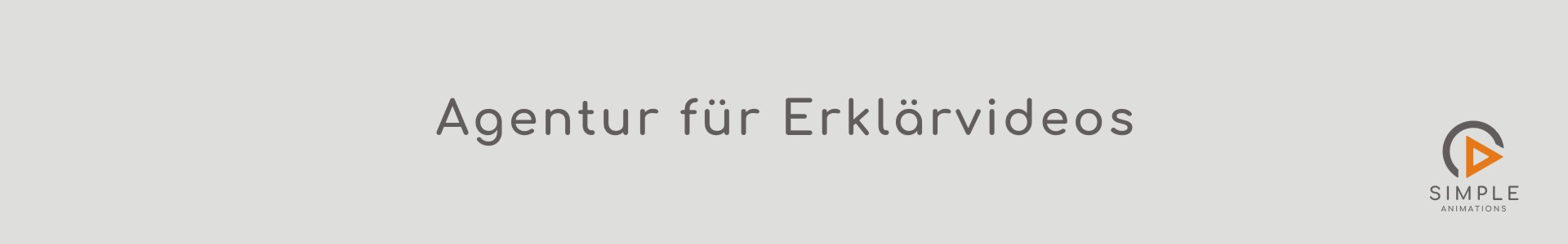 Agentur fuer Erklaervideos Simple Animations